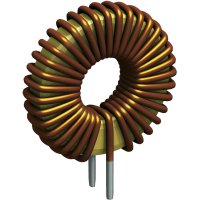 Toroidní cívka Fastron TLC/5A-101M-00, 100 µH, 5 A