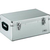 Hliníkový kufr pro 600 CD/DVD