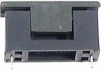 Pojistkový držák s krytem pro pojistku 5x20mm