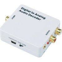 Audio konvertor SpeaKa, digitál/analog