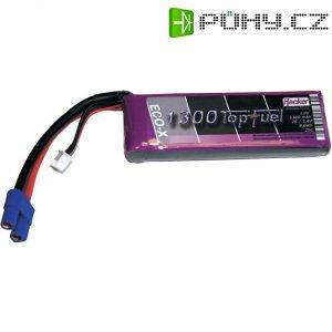 Akupack Li-Pol (modelářství) Hacker, 7.4 V, 1300 mAh, 25 C, EC3