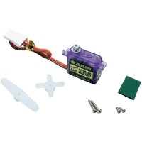 Mikro servo digitální Bluebird BMS-303DMG, JR konektor