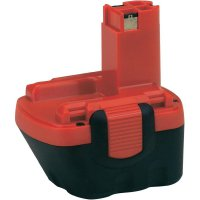 Náhradní akumulátor pro elektrické nářadí, Bosch Accessories 2607335684, 12 V, 2.6 Ah, Ni-MH