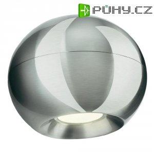 Nástěnné LED svítidlo Philips Ledino, 33610/17/16, 1x 7,5 W, stříbrná