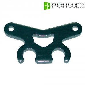 Hliníkový držák příčného ramena nápravy zadní Reely, 1:8 (XV162U2TI)