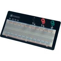 Kontaktní nepájivé pole EIC-102B, 165 x 55 x 8,5 mm, 830 pólů