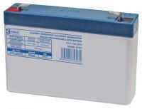 Olověný bezúdržbový akumulátor SLA 6V 7Ah