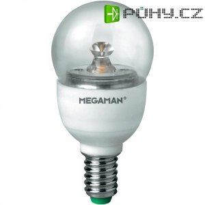 LED žárovka Megaman, MM21022, E14, 3 W, 230 V, teplá bílá