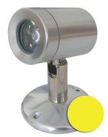 Svítidlo LED nástěnné 3041 žluté