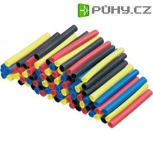 Doplňkové balení smršťovacích bužírek pro sadu DERAY® 1000 - 2:1 80 ks