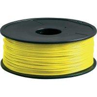Náplň pro 3D tiskárnu, Renkforce HIPS175Y1, materiál HIPS, 1,75 mm, 1 kg, žlutá