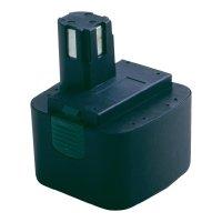 Náhradní akumulátor pro akuvrtačky, šroubováky apod., APPA-12 V/2,0 AH