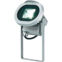 Venkovní LED reflektor Sygonix 34629D, 12 W, stříbrná/šedá