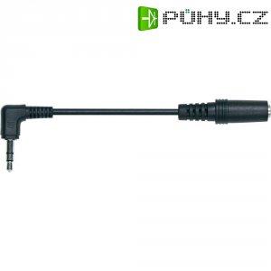 Prodlužovací kabel SpeaKa, jack zástr. 3.5 mm/jack zás. 3.5 mm, 0,3 m