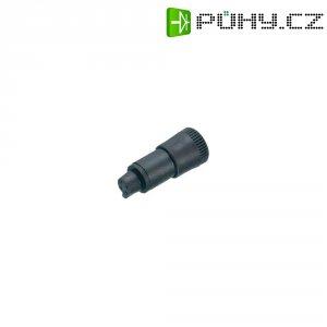 Subminiaturní kulatý konektor Binder 719 09-9764-70-04, 4pól., 0,25 mm², 3,6 - 5 mm, IP40