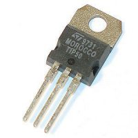 TIP50 N 400V/1A 40W 3MHz TO220