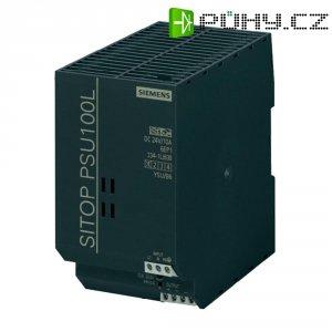 Zdroj na DIN lištu Siemens SITOP PSU100L, 24 V/DC, 10 A