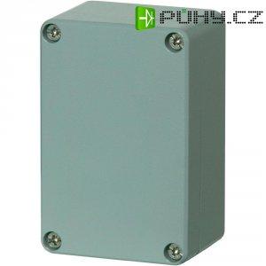 Hliníkové pouzdro Fibox ALN 061005, (š x v x h) 100 x 66 x 46 mm, stříbrná (AL 061005)