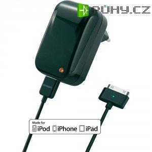 USB nabíječka s kabelem pro iPod, iPhone Voltcraft SPS-2100i, 2,1 A