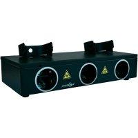 DMX laserový efekt Laserworld EL-200 RGB, 85 - 250 V/AC, RGB
