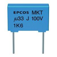 Foliový kondenzátor Epcos MKT B32520-C225-K, 2,2 uF, 63 V/DC, 10 %