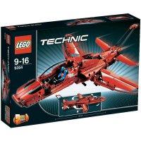 Tryskové letadlo LEGO Technic 9394