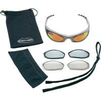 Ochranné brýle 3M FORCE-3, GT600002783, stříbrná