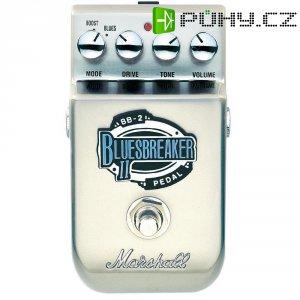 Efektový pedál Marshall PBB2 Bluesbraker 2