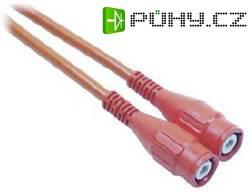 Propojovací kabel BNC MultiContact XLSS-58, 2 m, červená