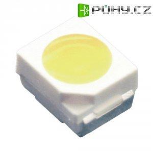 SMD LED PLCC2 Seoul Semiconductor, AWT801-S, 20 mA, 3,3 V, 120 °, 1300 mcd, bílá, MAWT801-S