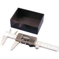 Univerzální pouzdro lité Hammond Electronics 1596B111-10, (d x š x v) 30 x 30 x 20 mm, černá