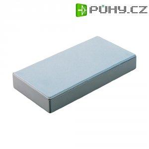 Ploché pouzdro Strapubox, (d x š x v) 160 x 83 x 21 mm, šedá
