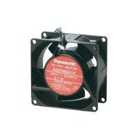 AC ventilátor Panasonic ASEN80412, 80 x 80 x 38 mm, 115 V/AC