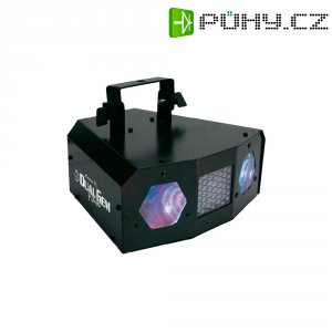 LED efektový reflektor ADJ Dual Gem Pulse, multicolour