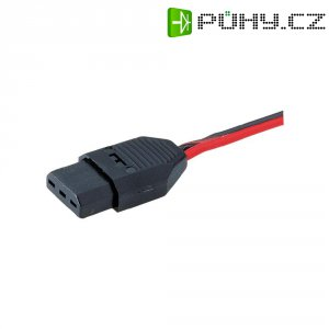 Napájecí kabel přijímače Modelcraft, MPX zásuvka, 0,14 mm²