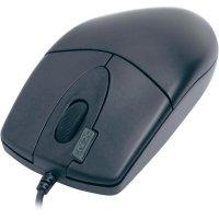 Optická myš OP-620D PS/2 černá A4-TECH