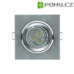 Vestavné světlo Osram KIT LED Pro, 7,5 W, hranatý, kartáčovaný hliník