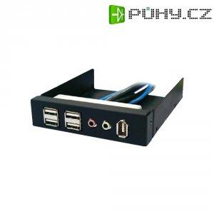 Vestavný panel Silverstone USB/FireWire