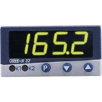 Digitální indikátor se spínacím relé JUMO di 32 / di 08 701531/888-22, 20 - 53 V DC/AC