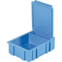 Box pro SMD součástky Licefa, N32277, 41 x 37 x 15 mm, zelená