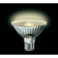 Halogenová žárovka Sygonix, E27, 52 W, 90 mm, stmívatelná, teplá bílá