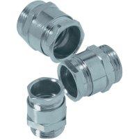 Kabelové šroubení LappKabel Skindicht® SVRE-M20/13,5, 52105000, M20/PG13,5, mosaz, stříbrná