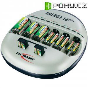 Nabíječka Ansmann Energy 16 Plus