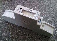 Elektroměr na DIN lištu - digitální do 50A