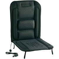 Vyhřívaný potah sedačky Waeco MagicComfort, černý/šedý