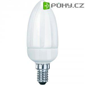 Úsporná žárovka svíčka Sygonix E14, 7 W, teplá bílá