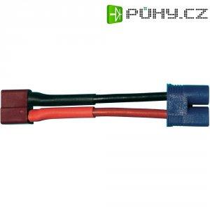 Redukce Modelcraft T zásuvka / EC3 zástrčka, 100 mm, 2,5 mm²