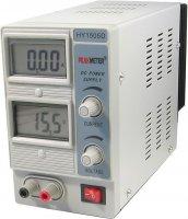 Laboratorní zdroj PeakMeter HY1505D 0-15V/0-5A s transformátorem
