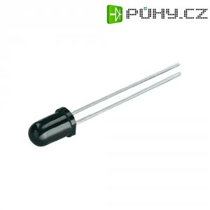 PIN fotodioda Osram Components SFH 203 FA, T 1 3/4, vyz.úhel ± 20°, 950 nm