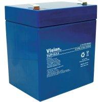 Akumulátor LiFePO 4 Vision, 12 V, 4,5 Ah